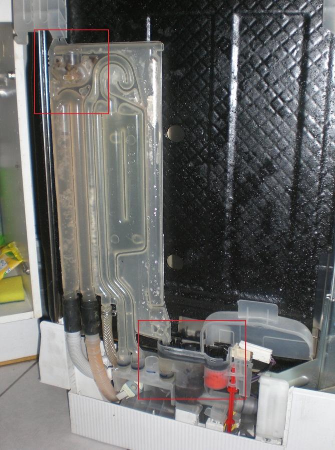 Beliebt Reparatur Siemens Geschirrspüler SE25E252EX - Kuschelbude DR35